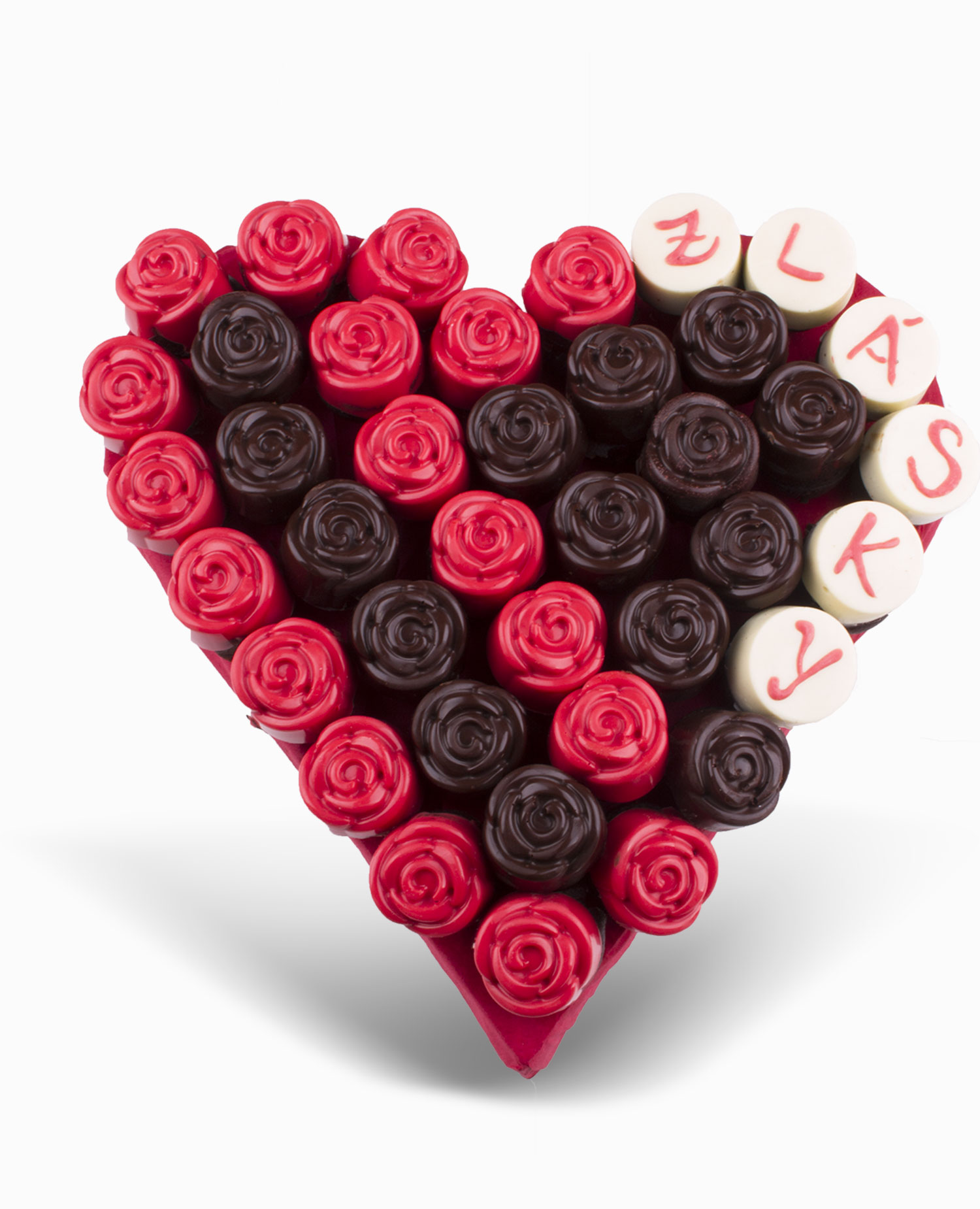 Dort srdce Z lásky - rozvoz, dárek
