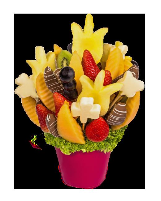 Kytice Čokoládový tulipán - rozvoz, dárek