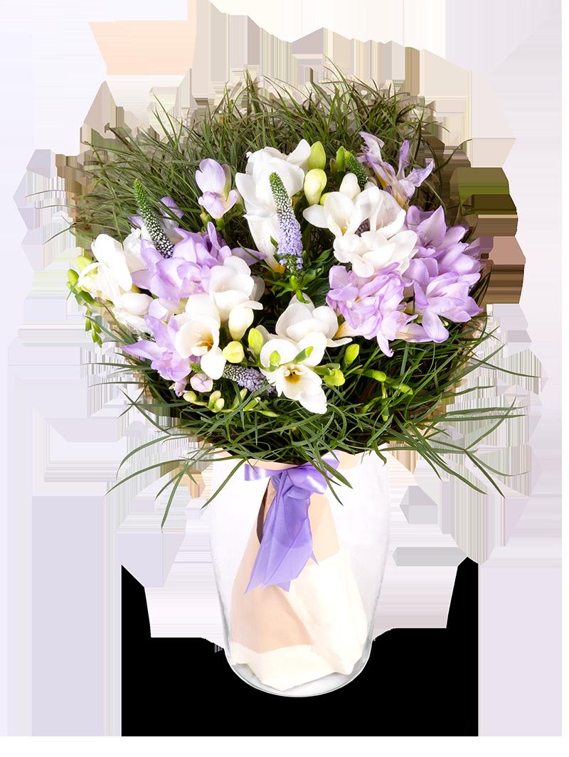 Luční kytice - rozvoz, dárek