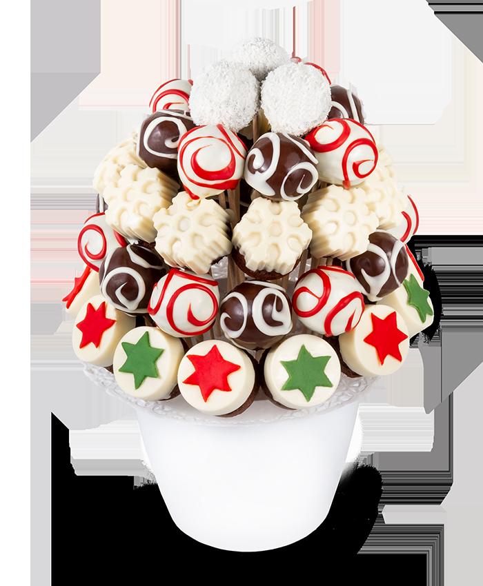 Vánoční dezert - rozvoz, dárek